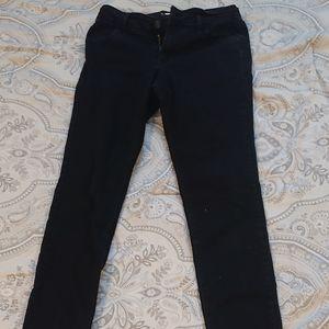 Old Navy Super Skinny Black Jeans